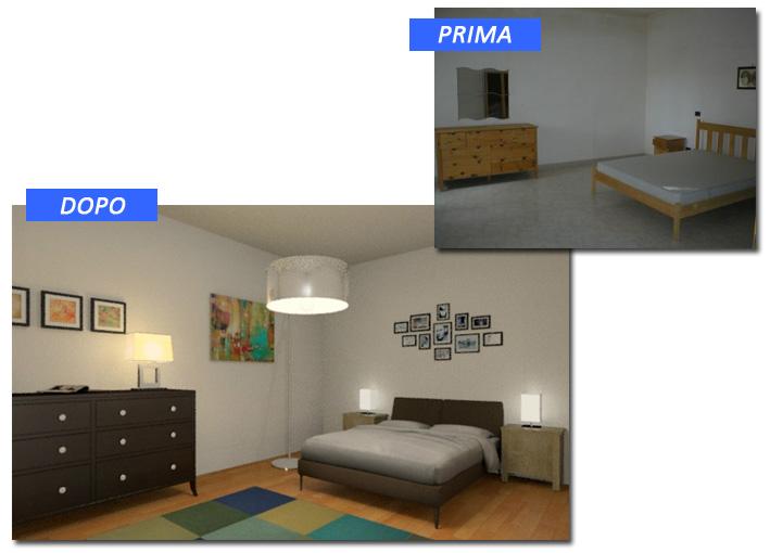 Soluzioni camera letto